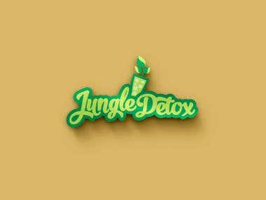 Logo for Jungle Detox