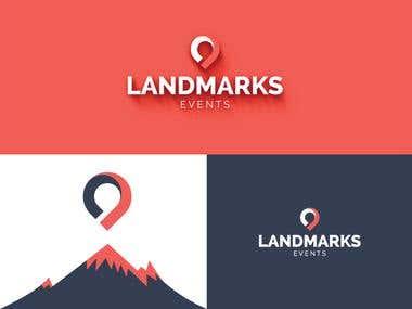 Logo for Landmarks