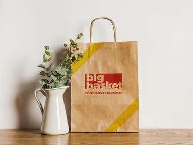 Branding - Big Basket Sales Corp.