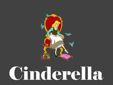 Cinderella character design