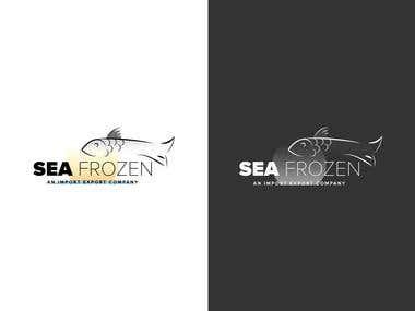 Sea Frozen Logo