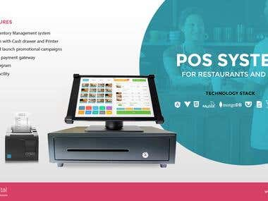PoS System For Restaurants And Bars