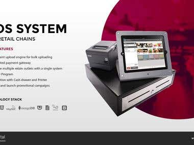 PoS System For Retail Chains