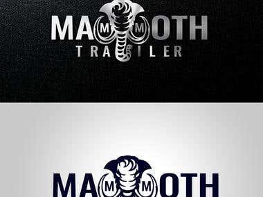 Mammoth Trailer Logo