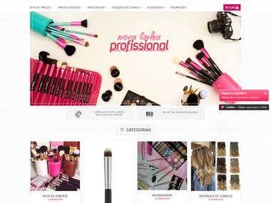 Pink Gloss - Loja Virtual