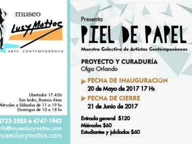 Olga Orlando art exhibition