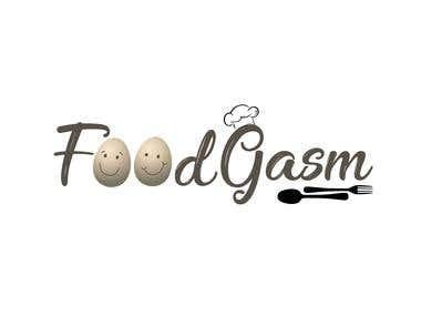 Logo Design - FoodGasm