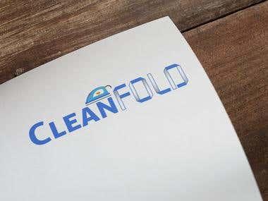 Logo Design for Clean Fold