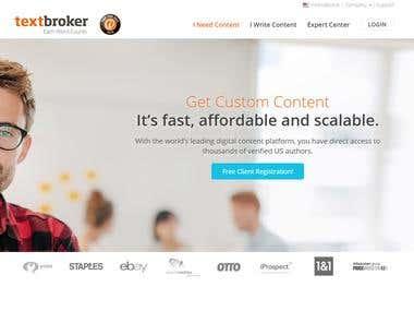 Job site made using CodeIgniter