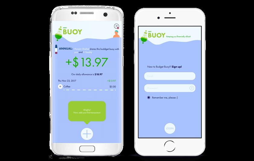 Budget Buoy