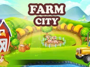 Unity - Farm City