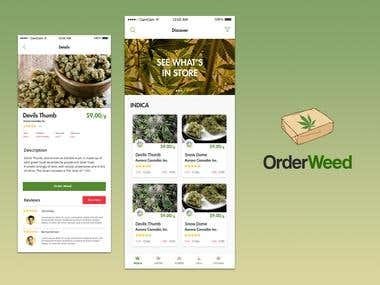 Order weed