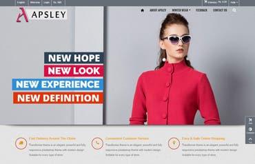 Apsley the Leading Women Winter wear Brand.