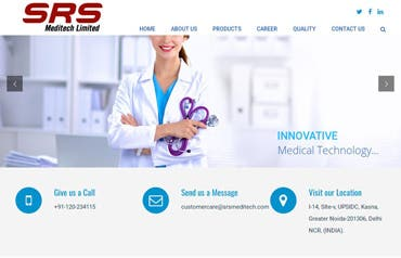 S.R.S Meditech Pvt. Ltd.
