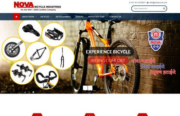 Nova Cycle A leading Fancy Bicycle Manufacturer in India
