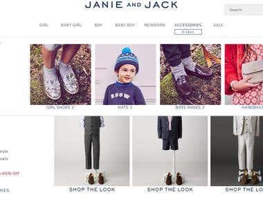 Jack and Jannie
