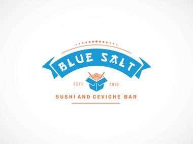 BLUE SALT LOGO
