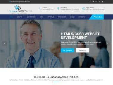 Suhanasoftech.com