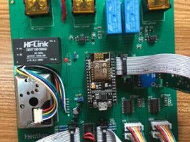 IoT Sensor monitoring(ESP8266)