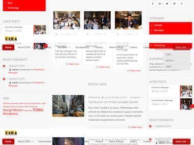 WordPress Website Design & Developments