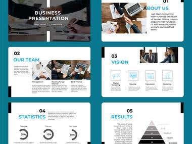 Presentation Designing