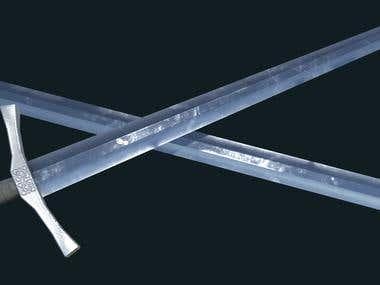 Medieval Sword.
