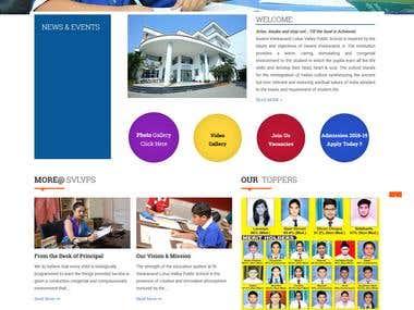 Swami Vivekakand Lotus Valley Public School Website