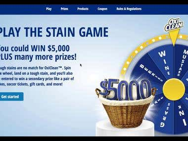 Oxiclean Canada Stain Game 2018