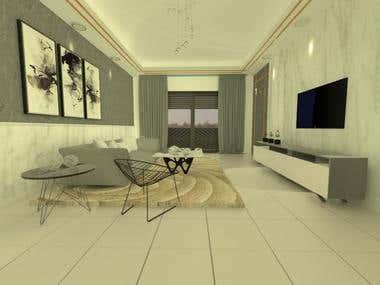 my works in interior design