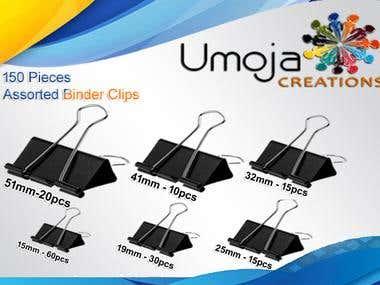 Package Designs!