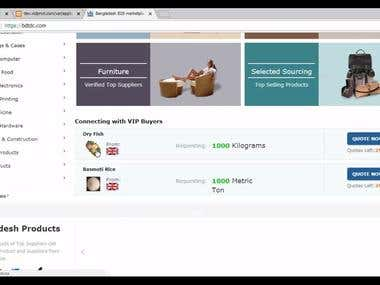 Laravel Shopping Portal