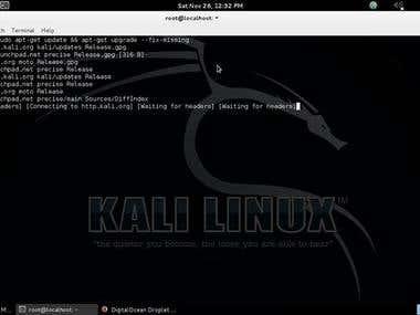 KALI Linux Expert