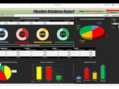 Cloud-Base Reporting- (Excel-Online)