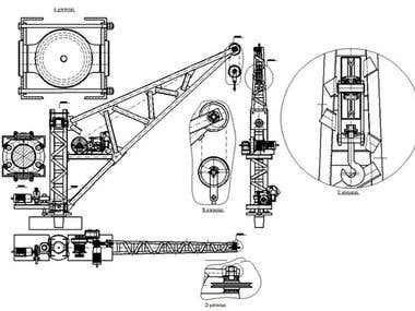 Jib Crane Construction