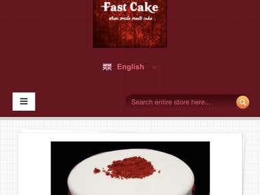 Fastcake