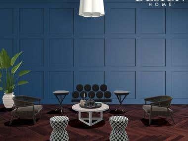 3D Home design