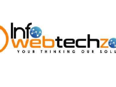 Infowebtechzone Animation Logo