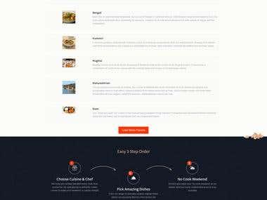 FoodHomey - (foodhomey.com)