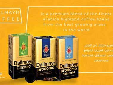 Dallmayer Coffee