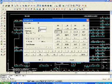 AutoCAD Customized software for Railway Signalling Design