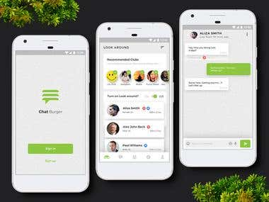 Chatting App - React Native + Firebase