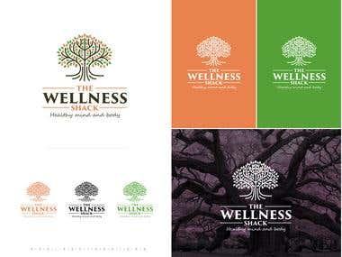 Wellness shack logo