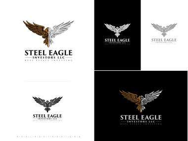 Steel Eagle logo
