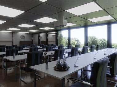 Seminar Room Design