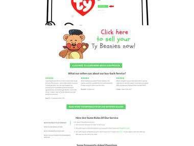 Plushcollector - Full WordPress E-commerce Development