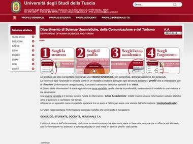Complex educational portal: Joomla 1.6