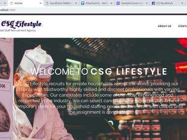 CSG Lifestyle