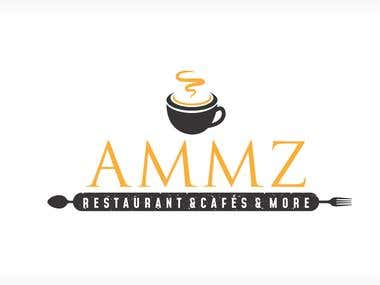 logo Deisgn for a coffee shot and restaurant