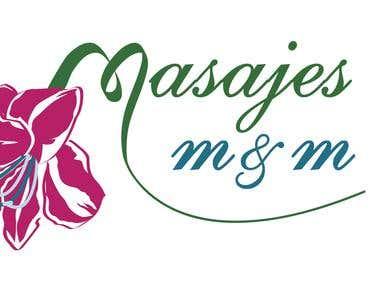 Logo Masajes M & M