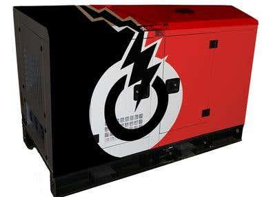 Power Generator - Color Combination -